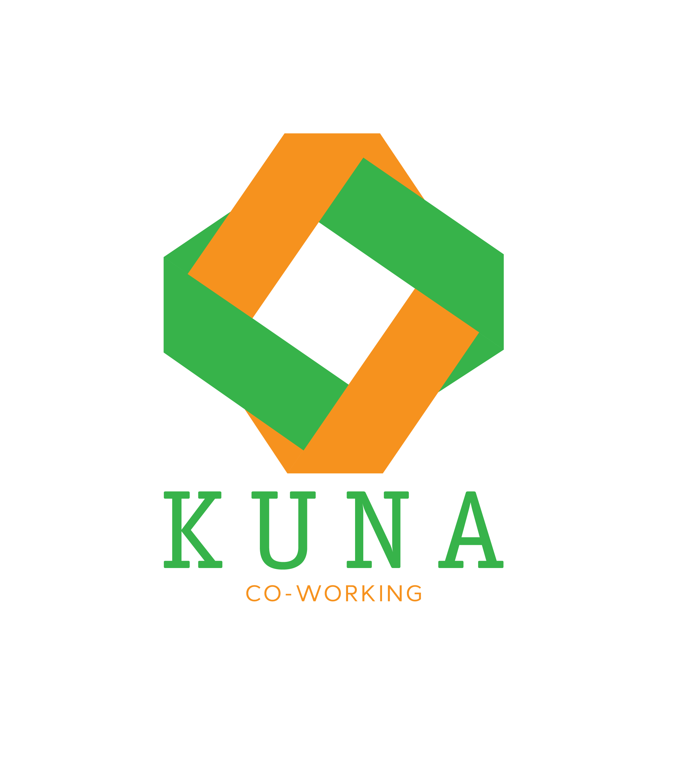 Kuna Co-Working Logo