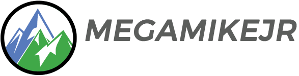 Mega Mike JR Logo